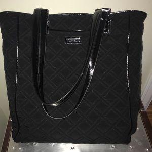 Classic Vera Bradley large tote bag EUC!